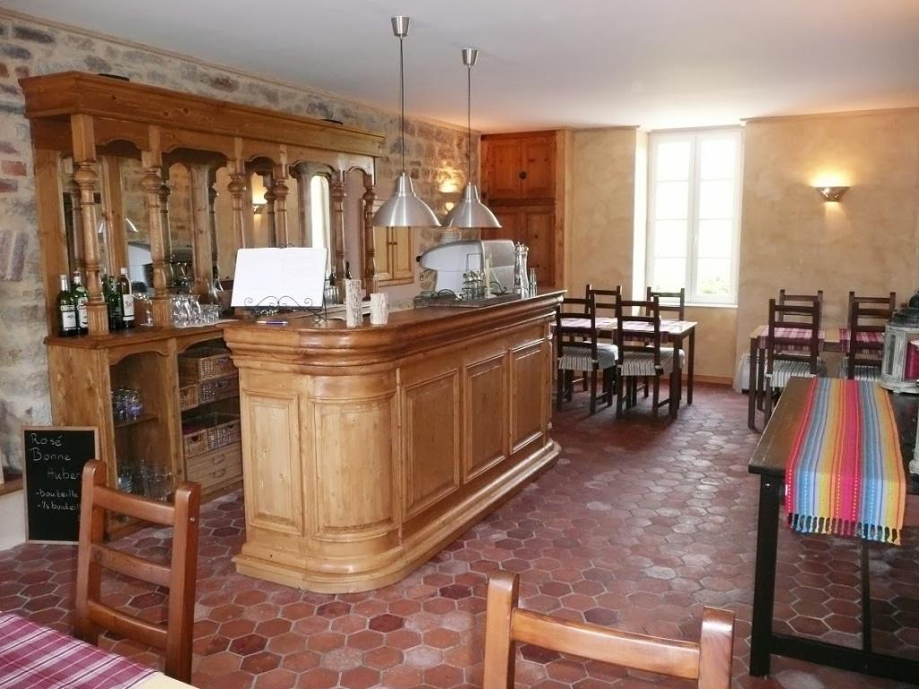 Auberge Le Grillon eetzaal
