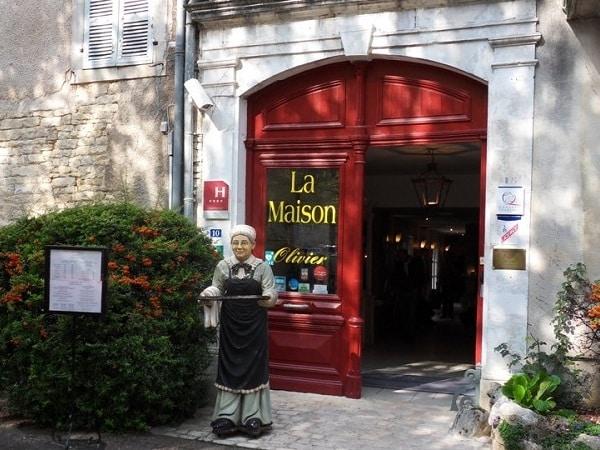 Auberge Le Grillon wijnarrangement Wijnluch bij Olivier Leflaive